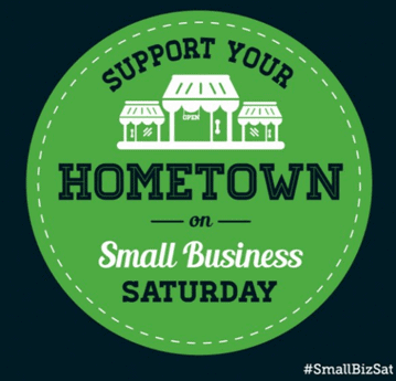 Small Small Business Saturday November 24 2018