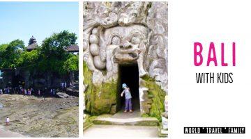 Bali With Kids blog