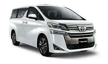 Harga New Toyota Vellfire