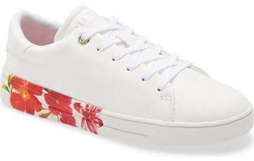 Ted Baker London Circee Sneaker | 40plusstyle.com