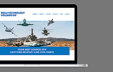 Relli Technology webdesign-thumb