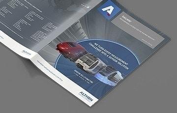 Althen Railway brochure 2016