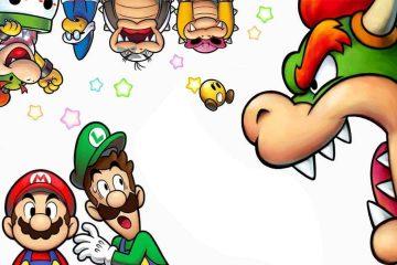 Tremendous Mario Generations – Alpha Obtain
