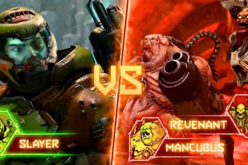 "Doom Everlasting's Slayer Vs Demon Multiplayer ""Battle Mode"" Detailed"