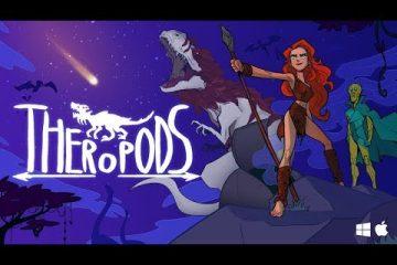 Theropods – Kickstarter Demo