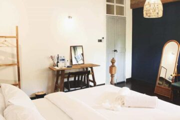 Wooden Boutique in Chiang Mai's Art Scene - Trace Hotelistro