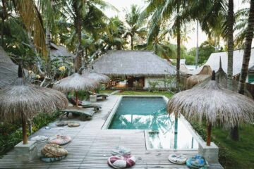 Captain Coconuts Gili Air - a dreamy resort on a paradise island Gili Air