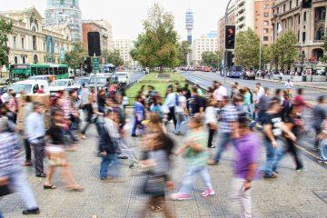 Grünflächen wirken ausgleichend auf städtischen Stress
