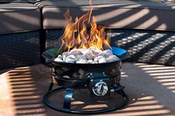 Sunward Patio Portable Outdoor Propane Fire Pit Review