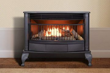 Gas Fireplaces: Reviews of the top 12 gas fireplaces #GasFireplaces #Fireplace #ModernGasFireplace #FireplaceLab