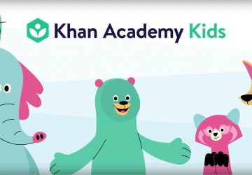 (分享)我們最喜歡的幼兒APP  My Favorite Kids APP – Khan Academy Kids