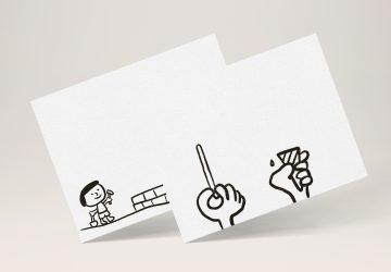 發揮想像力完成塗鴉 - 10 頁手繪圖檔分享