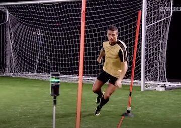 Cristiano Ronaldo Tested