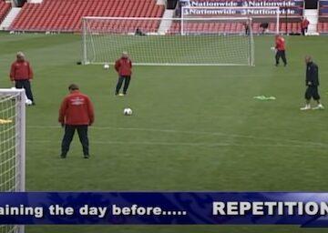 Beckham Practice Makes Perfect