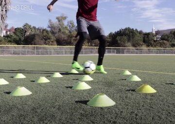 100 Individual Soccer Drills