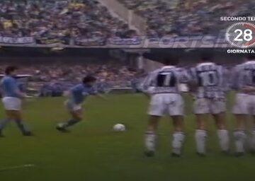 Maradona Shocks the World