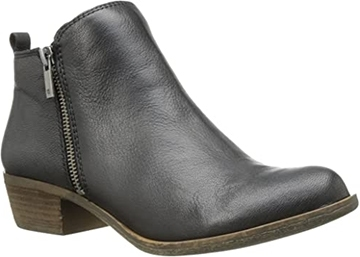 Lucky Brand 'Basel' ankle bootie | 40plusstyle.com
