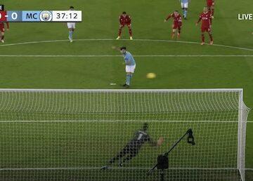Ilkay Gundogan Penalty Kick Miss