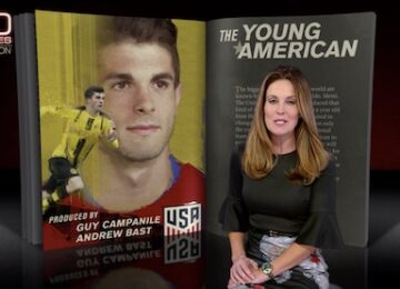 Christian Pulisic 60 Minutes Interview