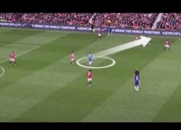 Herrera Man Marking Hazard