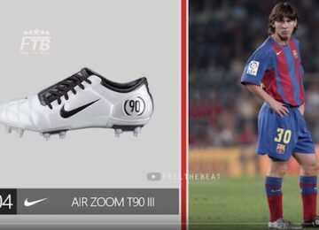 Lionel Messi Soccer Shoes