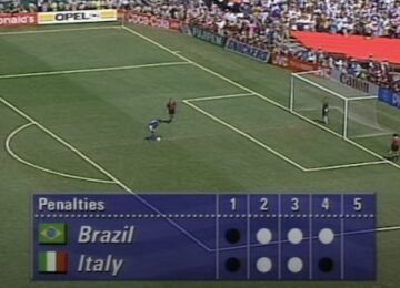 Baggio Penalty Miss
