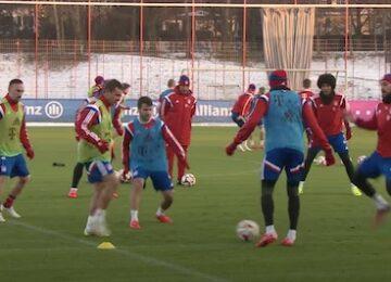 Bayern Munich Rondo