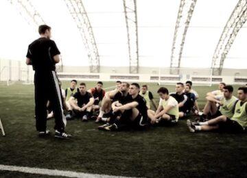 Mental Focus Soccer