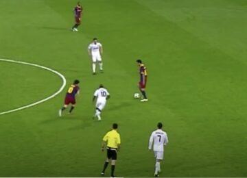 Messi Busquets