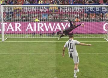 Messi Keeper