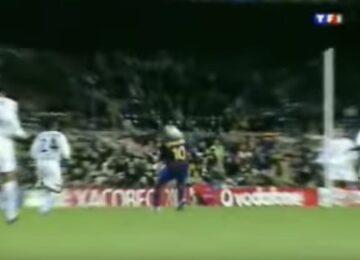 Ronaldinho Back Pass