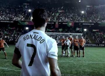Ronaldo Write Future