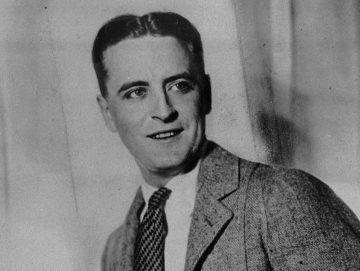 cuento zurdo, Francis Scott Fitzgerald