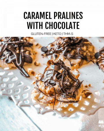 caramel pralines featured image