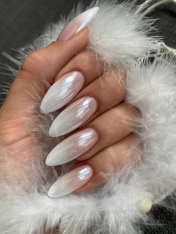 pyłek do paznokci glamour effect