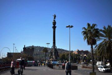 Уикенд в Барселоне