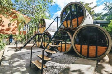The Pipe House is a 5 Star Hostel in Playa Grande, Costa Rica