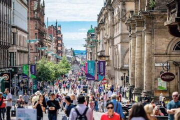 3 Best Hostels in Glasgow, Scotland