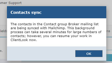Mailchimp Integration Upgrade For ClientLook_8