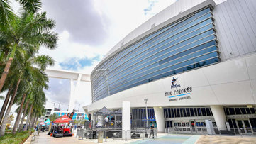 COVID-19 testing center now open at Marlins Park