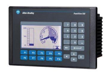 Allen Bradley Touch Panels PanelView 550