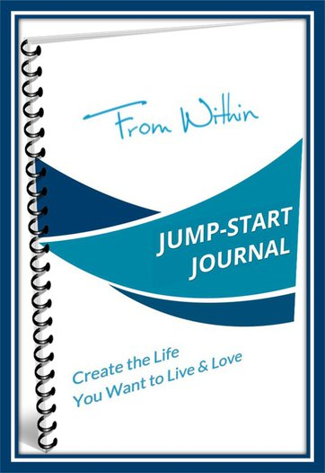 jump start journal kathie iannuzzi - fromwithin.love from within life coaching