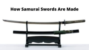 How Samurai Swords Are Made