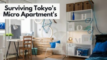 How to live in a tokyo microapartment