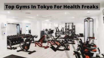Top Gyms In Tokyo For Health Freaks