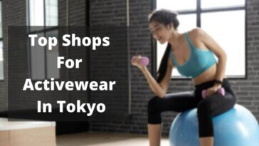 Top Shops For Activewear In Tokyo