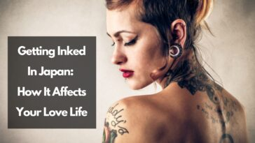 how tattoos can affect your relationship in japan