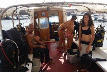 Ventotene-immersioni-subacquee-barca