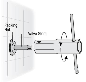 ShowerValveSocketWrench