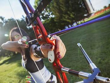 A modern archer